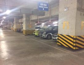 Khó tin mức giá gửi xe ô tô 200 ngàn đồng/đêm ở Hà Nội