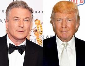 Sao Hollywood kiếm bộn tiền nhờ đóng giả Donald Trump
