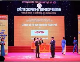 Công ty CP Hà Yến 3 năm liên tiếp nhận bằng khen của UBND TP Hà Nội