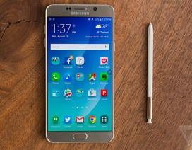 Hành trình chinh phục người dùng của Galaxy Note5