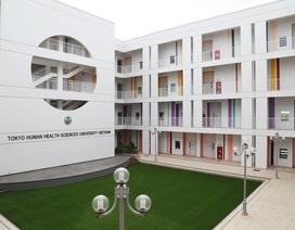 Trường ĐH Y khoa Tokyo Việt Nam chính thức đi vào hoạt động