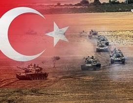 """Thổ Nhĩ Kỳ """"hạ"""" Mỹ trên chiến trường Syria"""