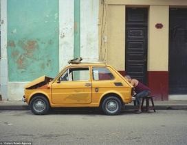 Cuộc sống thường ngày ở Cuba trước khi bùng nổ bởi du lịch