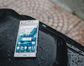 "Camera - ""vũ khí"" chiến lược của Sony Xperia XZ"