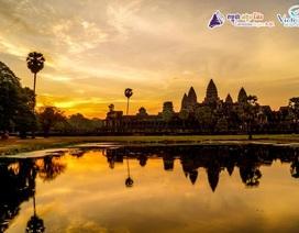 Phá giá tour Campuchia 4 ngày chỉ còn 8,7 triệu đồng