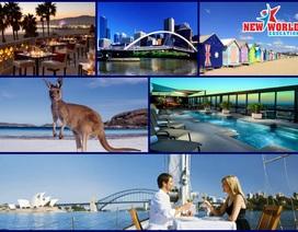 Du học Úc 2016 ngành Du lịch – Nhà hàng – Khách sạn được đảm bảo thực tập hưởng lương và học bổng 25.000AUD