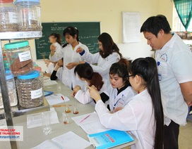 Cơ hội việc làm cho học sinh Trung cấp Y tế