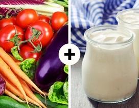 """Những loại thực phẩm """"kết đôi"""" với nhau mang lại hiệu quả gấp bội"""