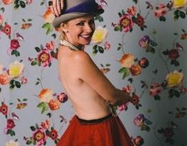 Bà mẹ ung thư cắt bỏ ngực chứng minh phụ nữ luôn đẹp