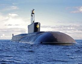 Nga hạ thủy tàu ngầm lớp Borey