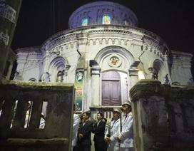 Giáng sinh ấm áp ở nhà thờ trăm tuổi ngoại ô Hà Nội