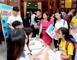 Hôm nay 1/8, các trường đại học bắt đầu nhận hồ sơ đăng ký xét tuyển