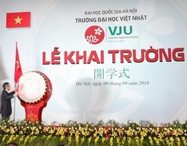 Lễ khai trường ĐH Việt Nhật