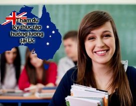 Hội thảo du học Úc thực tập hưởng lương mang lại nhiều lợi ích cho sinh viên