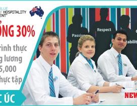 Quản trị du lịch khách sạn - thực tập hưởng lương đảm bảo cùng tập đoàn Laureate Hospitality Education