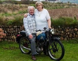 Tìm thấy kỉ vật tình yêu sau 60 năm kết hôn