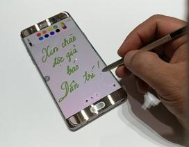 Hình ảnh thực tế Samsung Galaxy Note7, lên kệ từ ngày 19/8