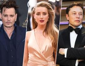 """""""Bà xã"""" Johnny Depp công khai hẹn hò người tình tỉ phú"""