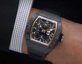 Chiêm ngưỡng đồng hồ Richard Mille hơn 15 tỉ đồng của đại gia Việt