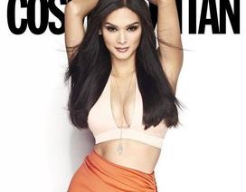 Đương kim Hoa hậu hoàn vũ khoe thân hình rực lửa