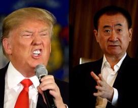 """Tỷ phú giàu nhất Trung Quốc """"thách thức"""" Tổng thống đắc cử Trump"""
