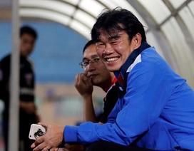 HLV Phan Thanh Hùng từng phải xem Euro ở nhà hàng xóm