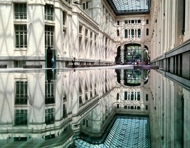 Chùm ảnh tuyệt đẹp chụp các... vũng nước khắp thế giới bằng smartphone