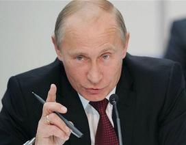 Ông Putin tiết lộ mục đích chính của chiến dịch can thiệp quân sự vào Syria
