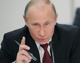 """Ông Putin ra """"tối hậu thư"""" sau vụ hoãn phóng tên lửa từ sân bay vũ trụ mới"""