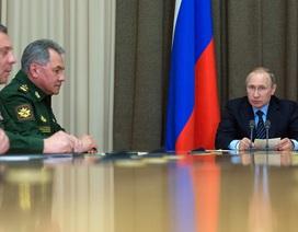 Tổng thống Nga Putin thừa nhận hạn chế trong chiến dịch Syria