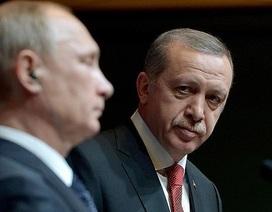 Tổng thống Thổ Nhĩ Kỳ lần đầu tiên gửi thư cho ông Putin sau vụ bắn rơi Su-24