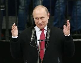 Ông Putin bất ngờ liên tiếp hủy họp