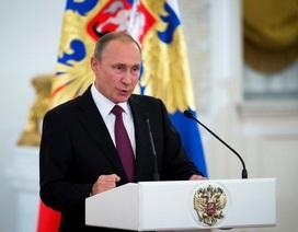 Chuyên gia CIA dự đoán Tổng thống Putin tái tranh cử vào 2018