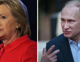 """Ông Putin cảnh báo hậu quả nếu Mỹ tiếp tục """"bôi nhọ"""" Nga trong chiến dịch tranh cử"""