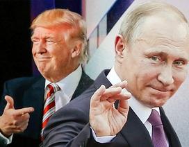 Tổng thống Putin chỉ gặp ông Trump sau khi nhậm chức