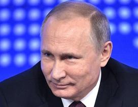 Tổng thống Putin không muốn trả đũa lệnh trừng phạt của Mỹ