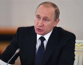 Ông Putin: Nga tiếp tục hỗ trợ Syria trong cuộc chiến chống khủng bố