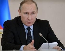 """Tướng Mỹ: Nhiều chính trị gia """"mơ"""" có được tín nhiệm như ông Putin"""