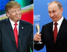 Ông Putin và Trump được chọn là người quyền lực nhất, nhì thế giới