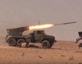 IS phản công bằng khí độc buộc quân đội Syria phải rút khỏi Raqqa