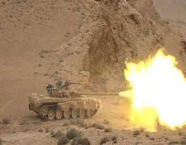 Quân đội Syria đánh bật IS ra khỏi khu vực giàu dầu mỏ ở Raqqa