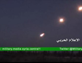 Quân Assad thắng vang dội tại Palmyra, tạo bước ngoặt lớn