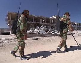 Quân Syria chiếm trung tâm Aleppo, al-Nursa tháo chạy