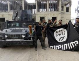 """Mất thêm lãnh thổ, IS đang tiến đến """"ngày tàn"""""""