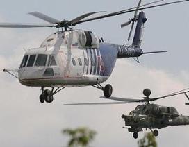 Nga mua trực thăng bay trên tầm mọi MANPADS