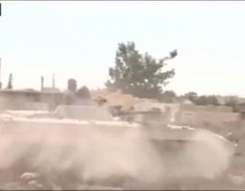 Quân đội Syria đẩy mạnh tấn công ở Aleppo