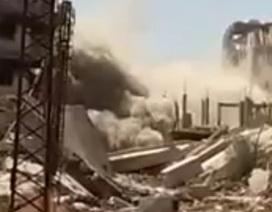 Quân đội Syria kích nổ đường hầm, tiêu diệt nhiều tay súng IS