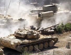 Quân đội Syria mở rộng vùng kiểm soát tại Đông Ghouta