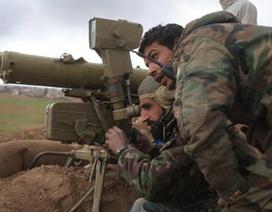 Quân đội Syria tấn công khủng bố ở Aleppo