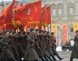 Hình ảnh diễu hành kỷ niệm 75 năm cuộc duyệt binh lịch sử năm 1941